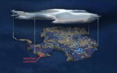 Antarctica's Colossal Magma Plume Is Nearly as Hot as Yellowstone's Supervolcano
