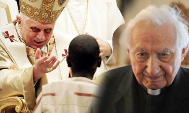 ANOTHER MASSIVE PEDOPHILE RING UNCOVERED, WITH CLEAR TIES TO POPE BENEDICT'S BROTHER