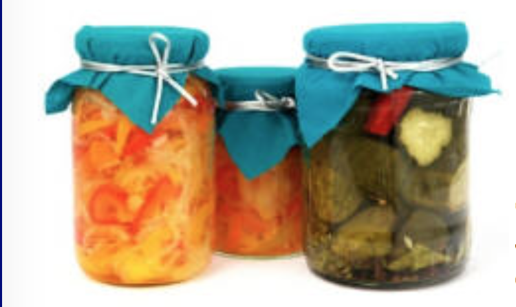 Grow Your Own Probiotics: Fermented Foods
