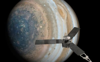 Wow! Juno's 8th science flyby of Jupiter
