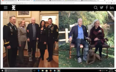 John McCain Weird Excuse for Switched Leg Injury Doesn't Add Up. Hillary's Boot Raises Questions [VIDEO]