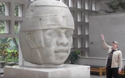 Colossal Stone Heads of the Mysterious OLMEC – Mexico, 1800 BC – 1200 BC [VIDEO]