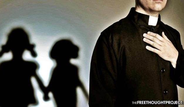 Multiple Clergymen Busted in FBI Sting for Sex-Trafficking Children