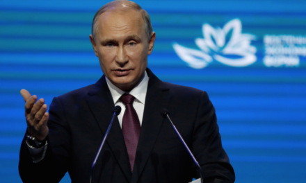 "Putin Announces New Hypersonic Weapon Will Be Deployed In ""Months"""