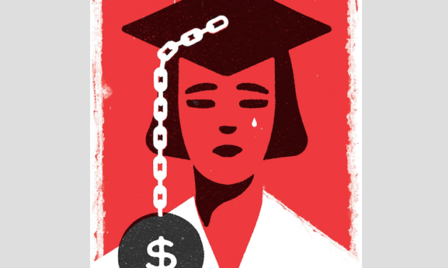 The Great College Loan Swindle
