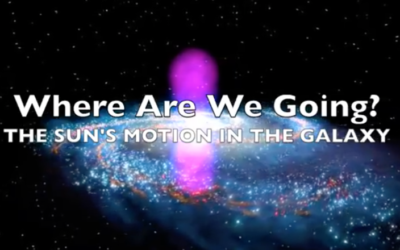 Where Are We Going? | Sun's Motion In The Galaxy (1) [VIDEO]