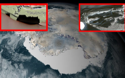 Ancient Harbor and Castle found in Antarctica [VIDEO]