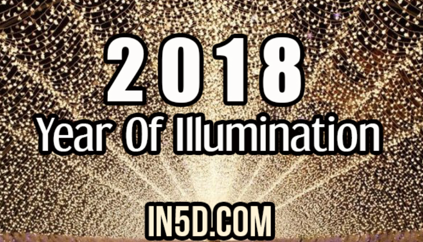 2018 – Year Of Illumination