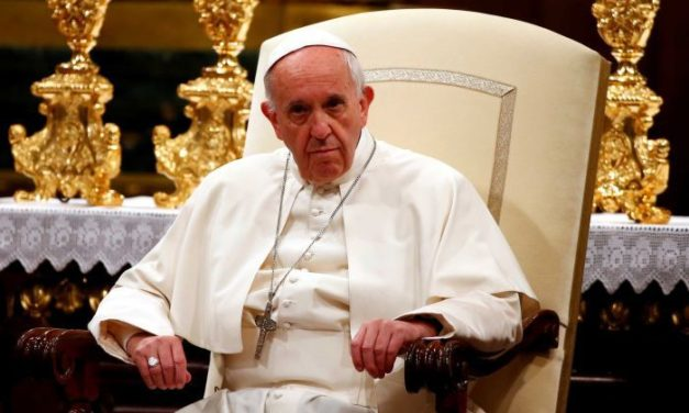Pope Francis says sex abuse royal commission findings should be 'studied in depth'
