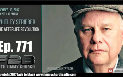 Jimmy Church w/ Whitley Strieber : The Afterlife Revolution  [AUDIO]