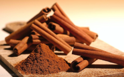 The Sweet Flavor In Cinnamon That Burns Up Fat Like Crazy
