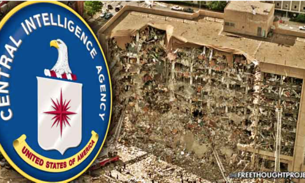 Black Ops Contractor Reveals CIA Blew Up OKC Building—Hours Later He's in a Near Fatal Collision