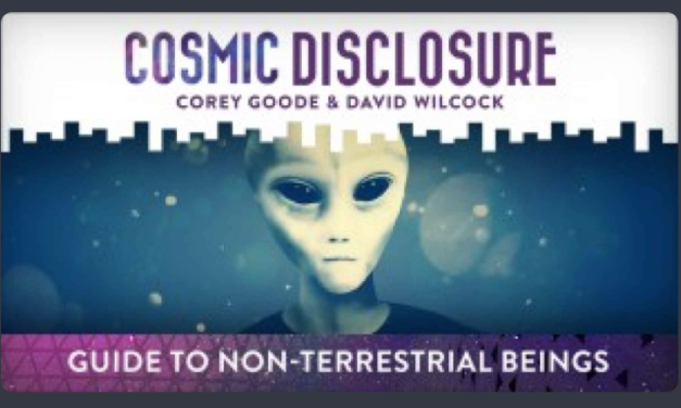 COSMIC DISCLOSURE: GUIDE TO NON-TERRESTRIAL BEINGS
