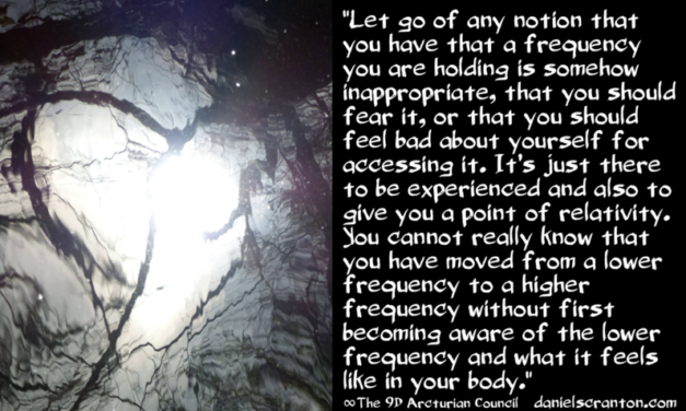 Accessing Higher Frequencies ∞The Pleiadian High Council of Seven