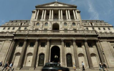 "Bank of England Warns of ""Economic Collapse"" [VIDEO]"