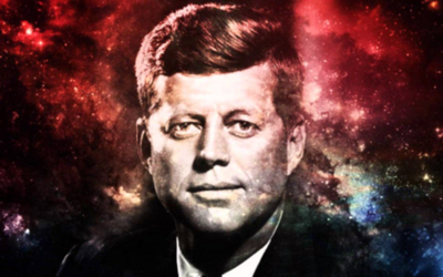 JFK'S SHOCKING COMMENTS ABOUT ALIEN BEINGS & UFOS BEFORE HE PASSED AWAY