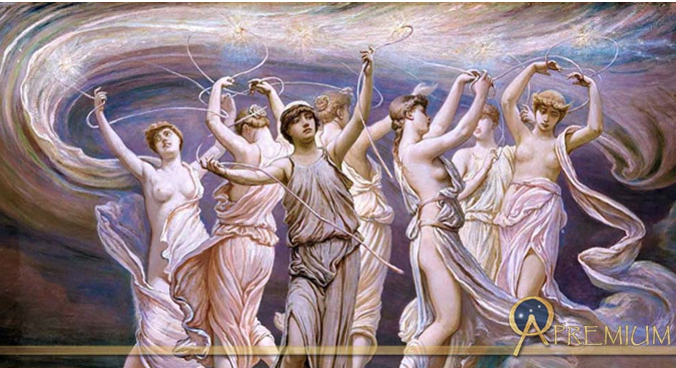 From the Ancient Greek Pleiades to the Hindu Matrikas: Mother Goddesses, Music and the Sacred Number 7