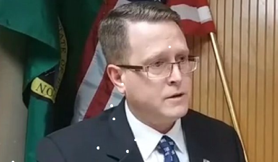 Rep. Matt Shea Exposes BLM Atrocities