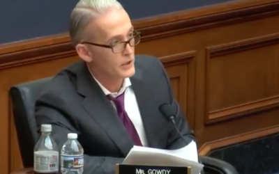 Trey Gowdy Goes Off On Rod Rosenstein Over Anti Trump FBI Agents//Deputy AG Won't Say Whether The FBI Paid For Dossier [w/ VIDEO]