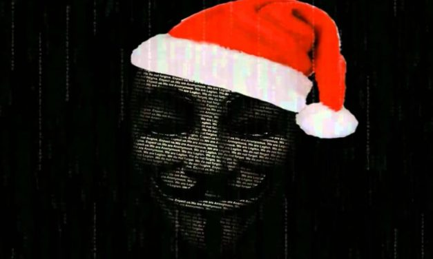 A HARD HITTING CHRISTMAS MESSAGE FROM ANONYMOUS – IT'S TIME TO WAKE UP