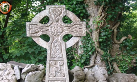 Lost Technology of the Celtic Cross [VIDEO]