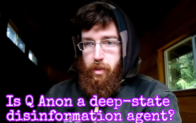 Q Anon: Legitimate source, or deep-state disinformation agent? [VIDEO]