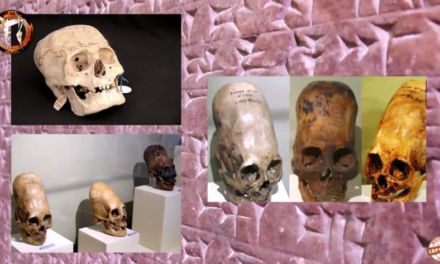 Chronicling the Nephilim / Leading Researcher Reveals Hidden Clues to their Origins [VIDEO]