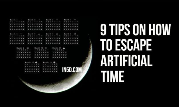 9 Tips On How To Escape Artificial Time