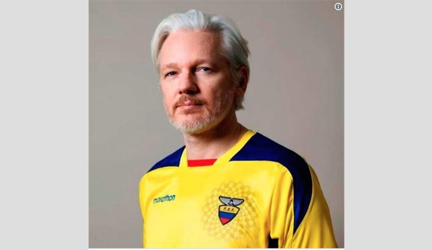 Assange issued 'Ecuadorian ID' as UK rejects bid to grant him diplomatic status – ID could be 'first step' to diplomatic immunity