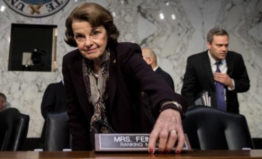 "Feinstein Admits She Was Mentally Unstable When Releasing Fusion GPS Transcript / Then Makes Another Startling Admission: ""I Got Pressured"" To Release Fusion Transcripts"
