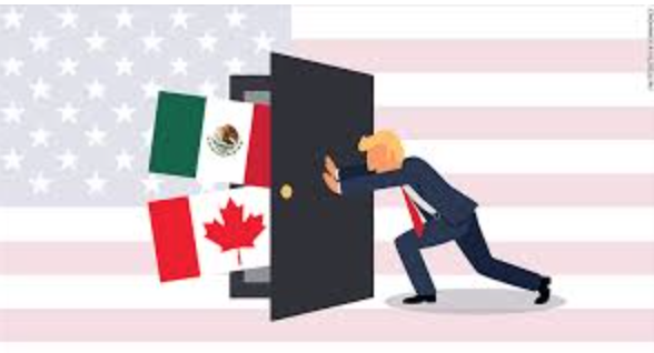 Loonie, Peso Plunge On Report US Pulling Out Of NAFTA