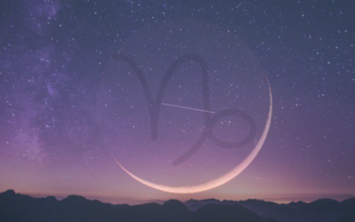 Intuitive Astrology: January New Moon 2018