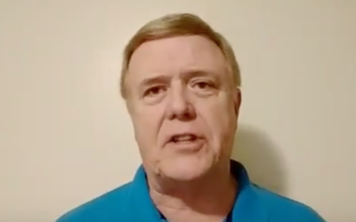 Roy Potter Questions Q Anon: Solving The Riddles That Matter [VIDEO]
