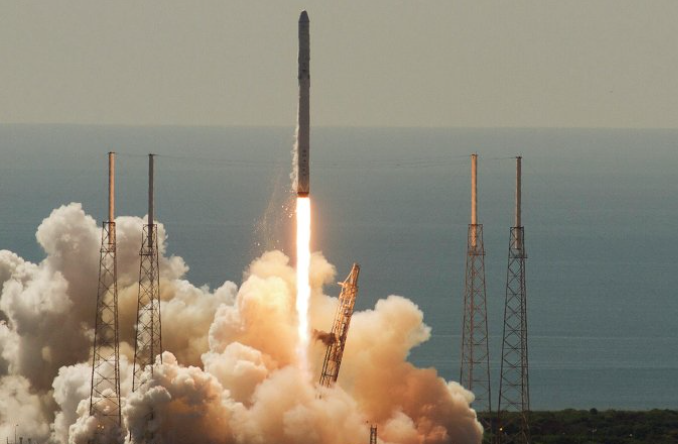Take Two: SpaceX to Launch US Government Mystery Satellite Friday