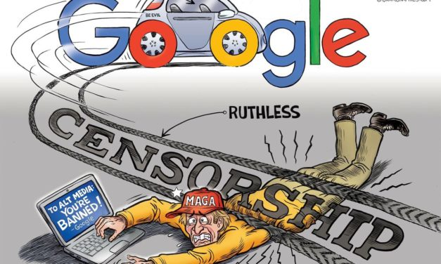 Critical Mass Has Been Reached: Confirmation Of Google Blacklisting Independent Media Websites – New Network Geared For Alt Media Bravely Goes Toe-To-Toe With Google