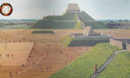 Proof Giants built the Burial Mounds of North America [VIDEO]