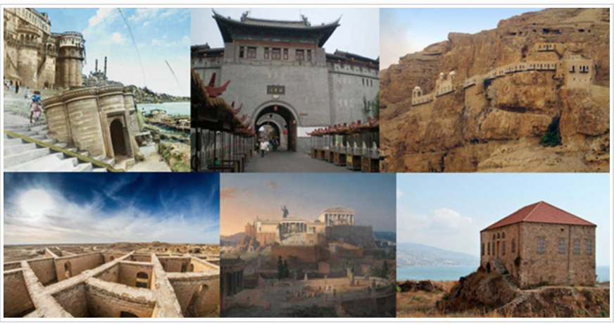 11 of the Most Ancient and Continually Occupied Cities in the World