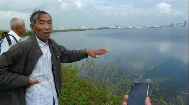 Chinese farmer studies law for 16 years to sue powerful chemical firm for polluting his village
