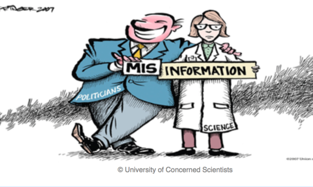 Dangerous knowledge: Monopoly of Consensus Science