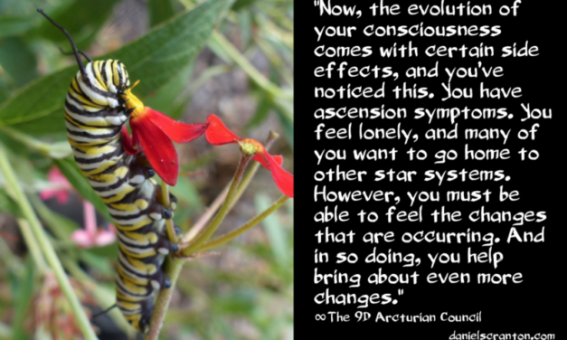 Witness & Experience Your Evolution ∞The 9th Dimensional Arcturian Council