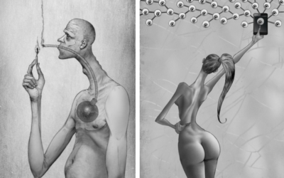 THESE 15 DRAWINGS ARE AN INCREDIBLE REFLECTION OF WHAT'S WRONG WITH SOCIETY