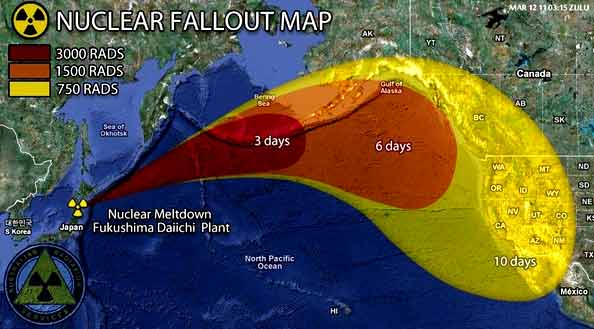 Fukushima: A Nuclear War without a War: The Unspoken Crisis of Worldwide Nuclear Radiation