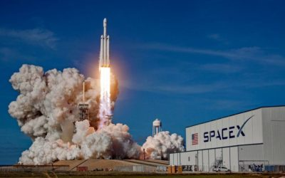 WILL MUSK'S ROCKET LAUNCH IGNITE A NEW SPACE RACE?