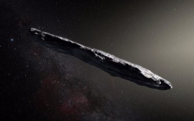 New Research Shows Interstellar Asteroid Had a Violent Past