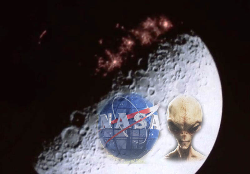 """NASA: 1968 film show """"Mysterious City"""" on the hidden part of the Moon!"""