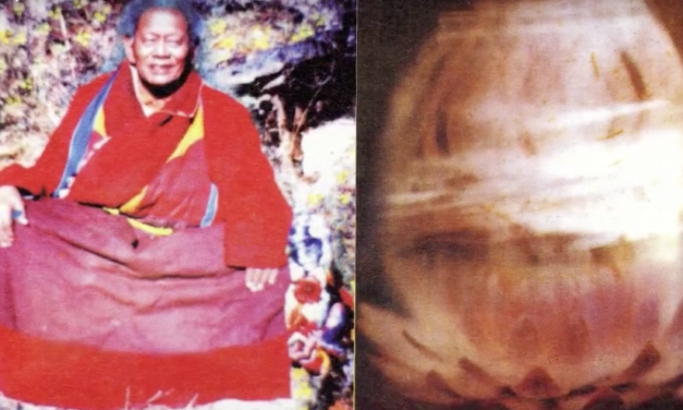 Scientific Evidence Proves Buddhists Monks Can Transform Their Physical Bodies Into Pure Light