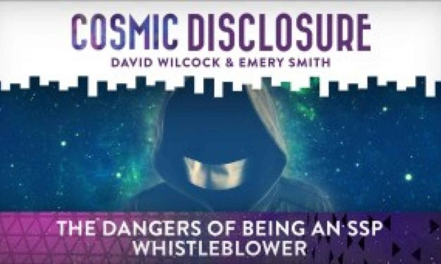 COSMIC DISCLOSURE: THE DANGERS OF BEING AN SSP WHISTLEBLOWER