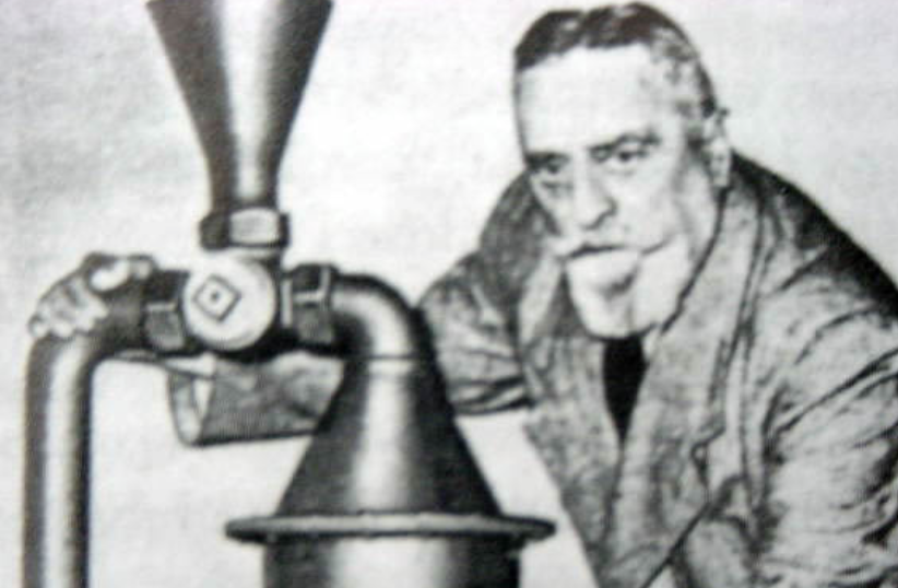 Viktor Schauberger The Science of Nature Used to Make UFOs?