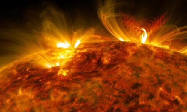 Geomagnetic storm caused by 'cracks' in the planet's magnetic field set to hit Earth today & tomorrow