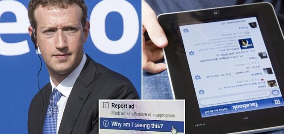 Facebook's disturbing file on EVERY internet user – how YOU can find yours